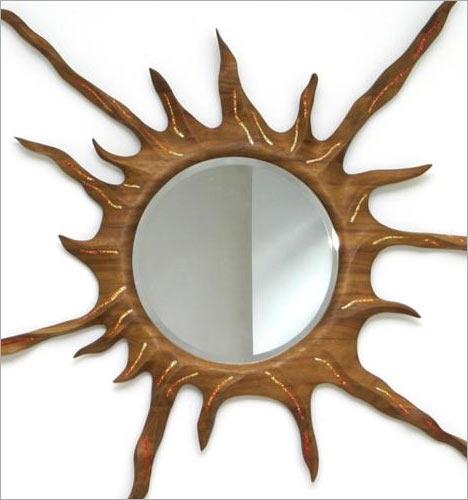 Солнце из дерева своими руками